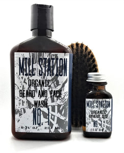 Beard wash and oil Bundle