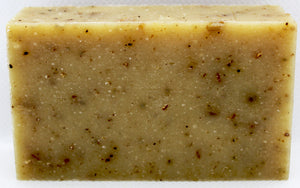 Spiced Oatmeal Organic Bar Soap 4 oz