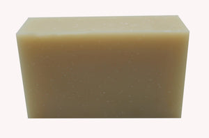 Unscented Organic Bar Soap 4 oz