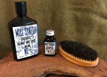 Wash and Oil Beard Care Bundle - Mill Station No. 1
