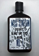 Organic Beard and Face Wash 8 oz - Mill Station No. 1