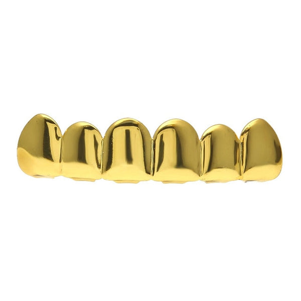 Vampire Gold Silver Plated  Teeth