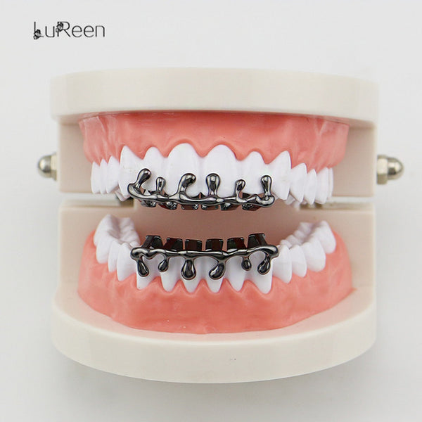 Custom Fit Gold Teeth Grills