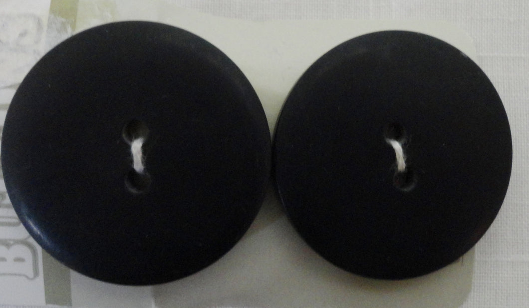 Buttons - Large - Black