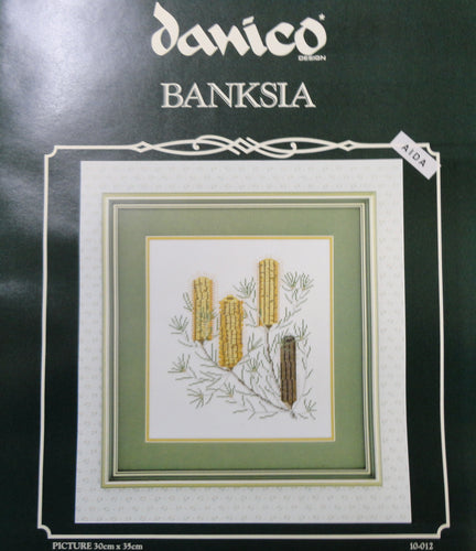 Banksia Counted Cross Stitch Kit