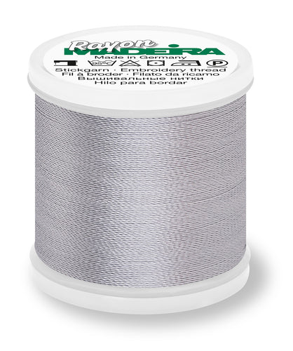 Madeira Rayon Machine Embroidery Thread - 200m - 2 Colours