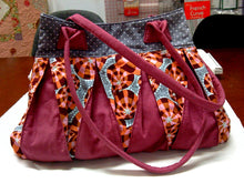 Raspberry Ripple Bag by Melly & Me