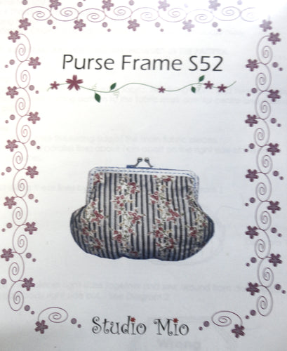 Purse using Frame S52 by Studio Mio