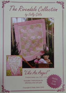 Like an Angel'  by Sally Giblin for The Rivendale Collection