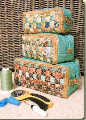 Woven Ditty Bags by Aunties Two