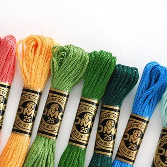 DMC Embroidery Threads