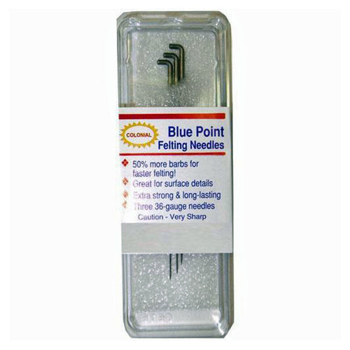 Colonial Blue Point Felting Needles