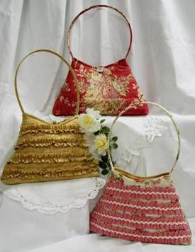 The Frilly Bag by Monica Poole - Moon Shine