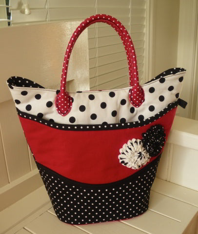 Go Go Girl Bag by Leesa Chandler