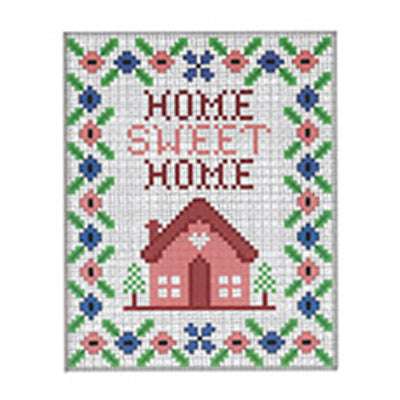 'Home Sweet Home' Cross Stitch Kit