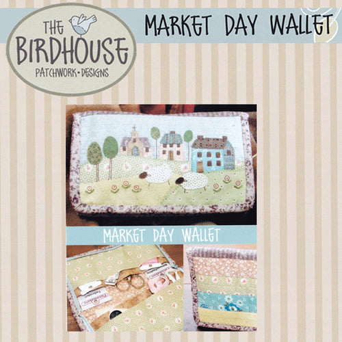Market Day Wallet by The Birdhouse
