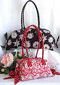 Bon Bon Bag by Moon Shine - Pattern & Set - Sewing Patterns - Bags