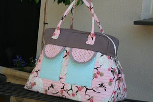 Sleepover Overnight Bag by Melly & Me