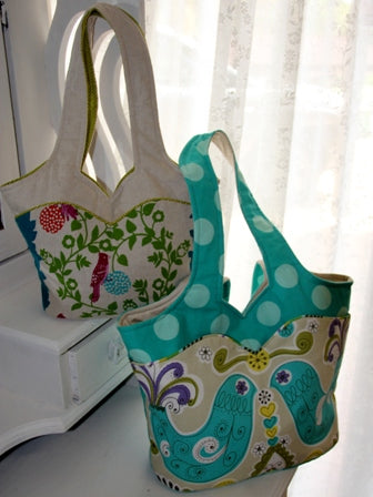 Sweetheart Bag by Monica Poole - Moon Shine