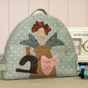 Angel Project Tote by The Birdhouse