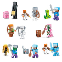 Minecraft Toy Action
