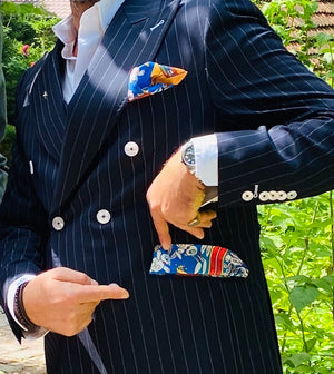 ART FASHION - custom made for Gentlemen