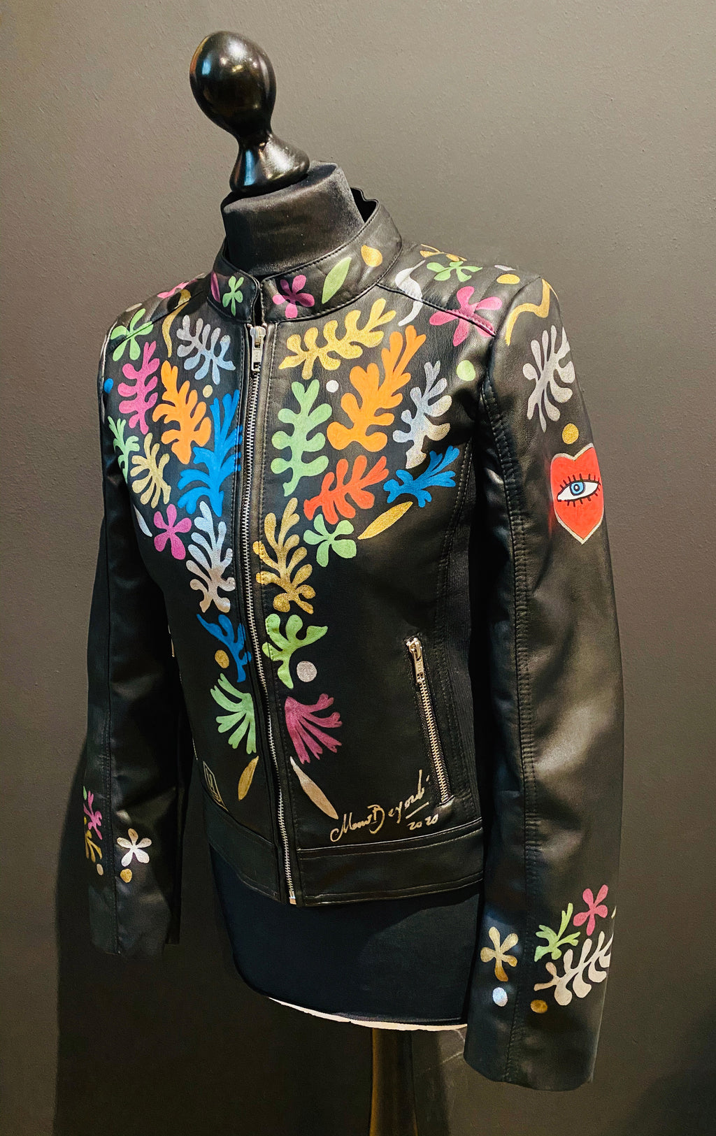 "Rock n' Roll ""AMORE"" Jacket"