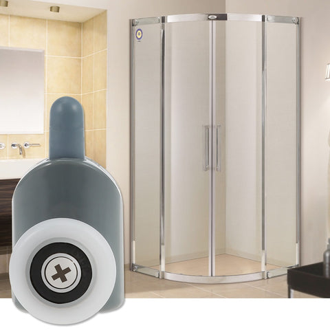 Bathroom Shower Door Wheels Accessories Sets