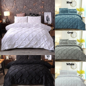 High Quality Modern 3pcs Bedding Sets 6 Sizes