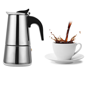 Stovetop Coffee Maker High quality Stainless Steel Coffee Pot