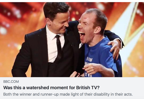Watershed moment for british tv