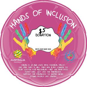 Pararoos Hands Of Inclusion Cards