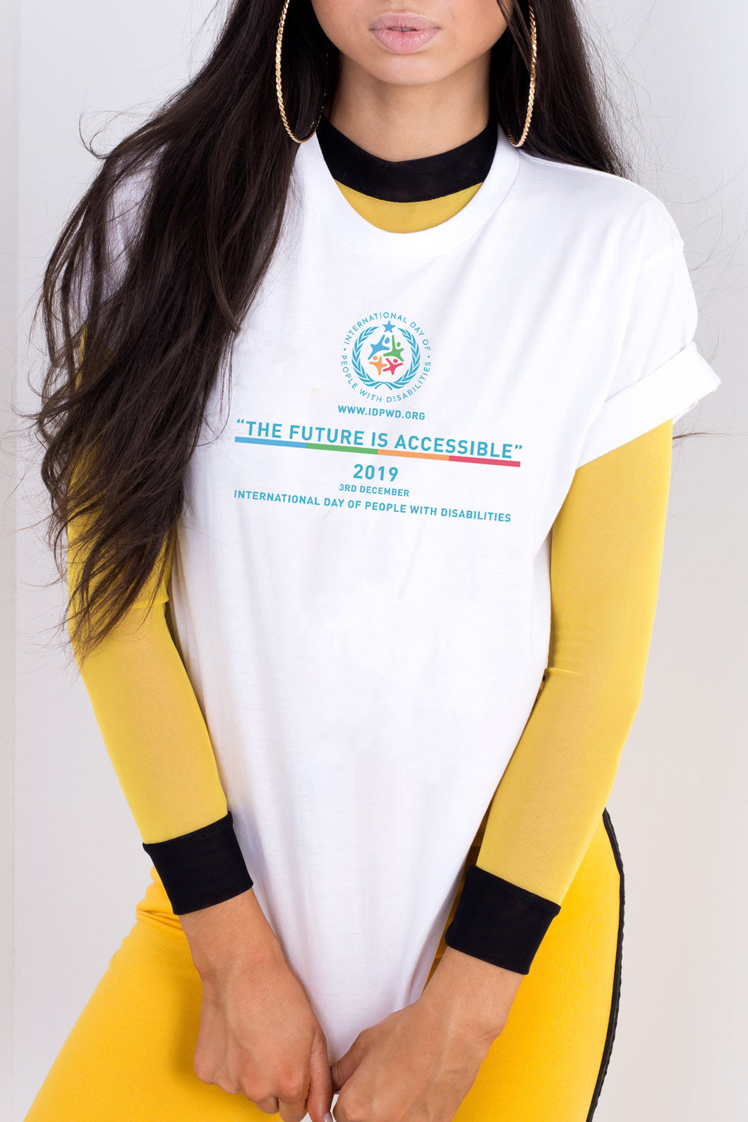 2019 The Future is Accessible Tee