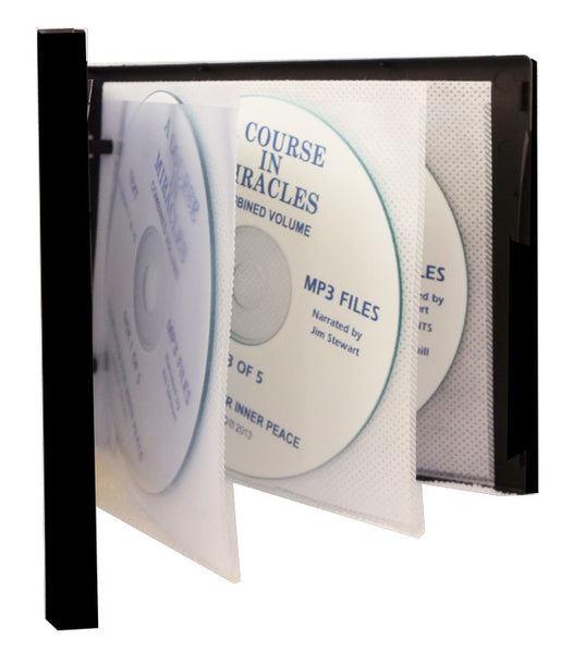 A Course in Miracles 5-CD MP3 Set