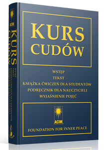 KURS CUDÓW - Polish Edition (Softcover)