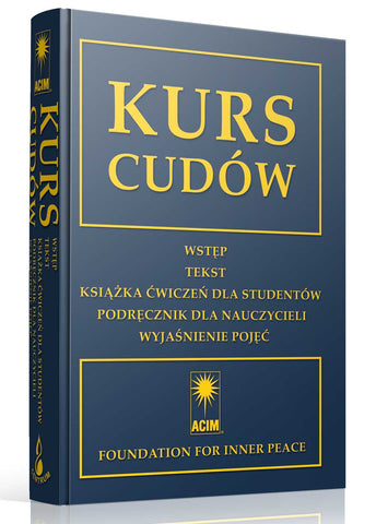 KURS CUDÓW - Polish Edition (Hardcover)