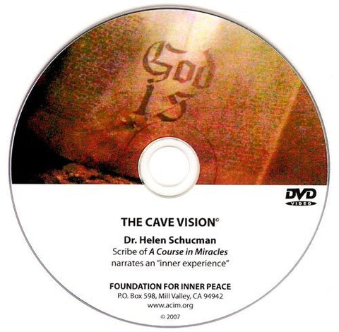 The Cave Vision - DVD
