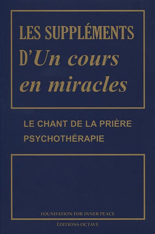 French Supplements (La Chant de la Prière and Psychothérapie)