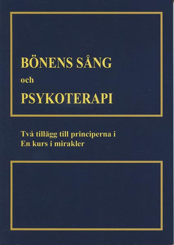 Swedish Supplements (Bönen sang and Psykoterapi)