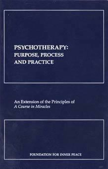 Psychotherapy: Purpose, Process and Practice