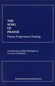 The Song of Prayer Booklet