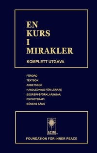 EN KURS I MIRAKLER Audio Book **PURCHASE ONLY FROM EUROPE**
