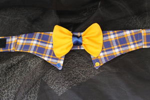 Clueless - Shirt Collar and Bow Tie