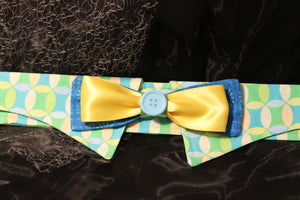 Niece - Dog Shirt Collar and Bow Tie