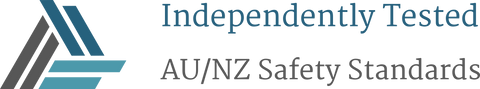 AU/NZ Safety Standards Logo Learning Tower