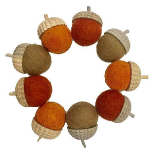 Acorns Natural - 9pc
