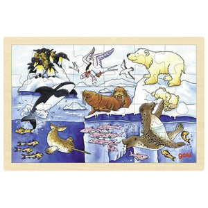 Arctic Animals - Puzzle-GOKI