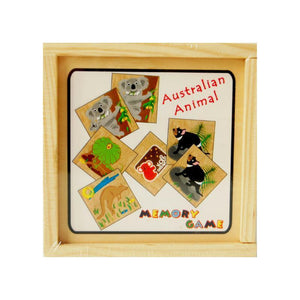 Australian Animal Memory Game-[product_vendor-My Happy Helpers