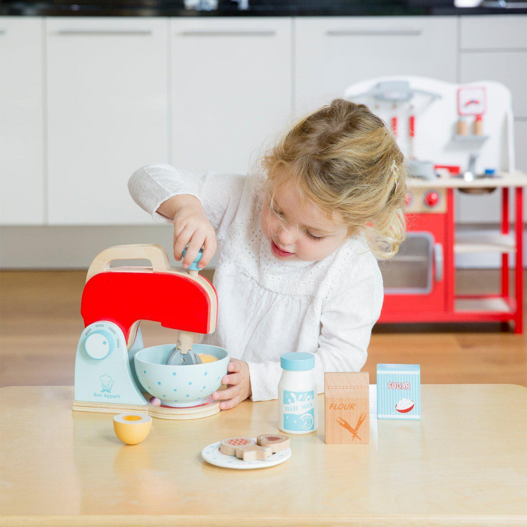 Baking Set - Blue-New Classic Toys-My Happy Helpers Pty Ltd