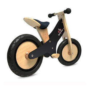 Balance Bike - Black-[product_vendor-My Happy Helpers